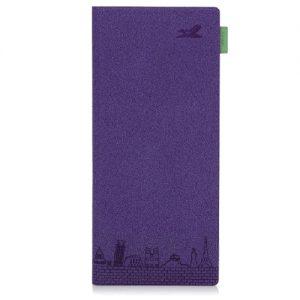 Color PU passport holder