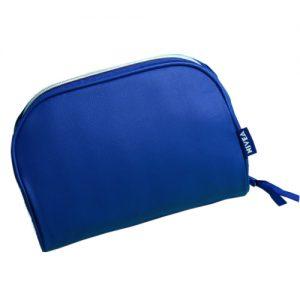 Blue theme comestic pouch