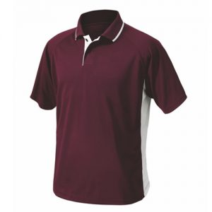 Polo Shirt Honeycomb