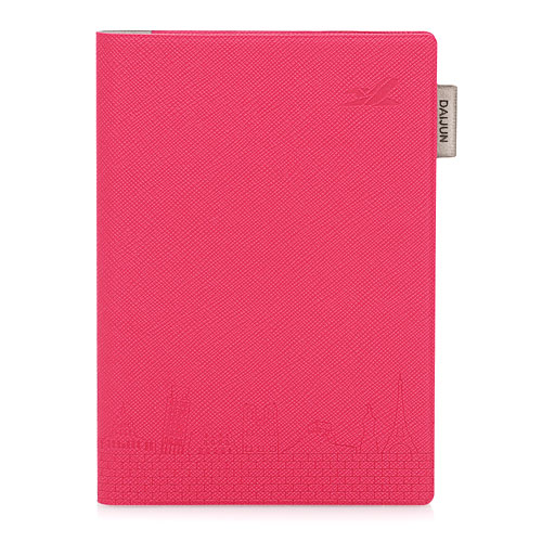 high-end PU passport wallet