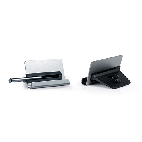 Apoyo Phone Stand With Stylus & Cable Holder