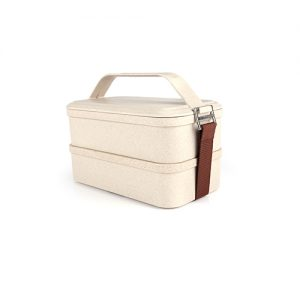 Silverfrost 2 tier Lunch Box
