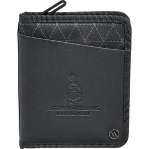 0011 28BKDN elleven traverse rfid passport wallet