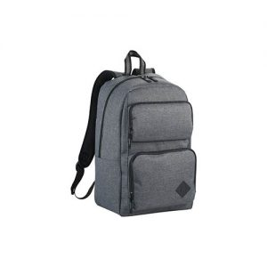 "Graphite Deluxe 15.6"" Laptop Backpack"
