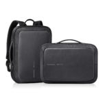 Bobby Bizz Anti-Theft Backpack & Briefcase with strap
