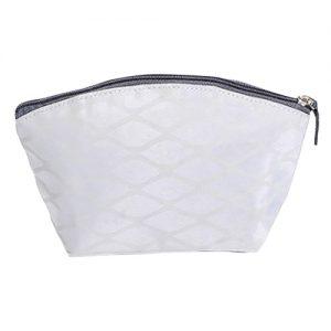 White theme pouch