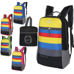 Jurgen Rainbow Bag