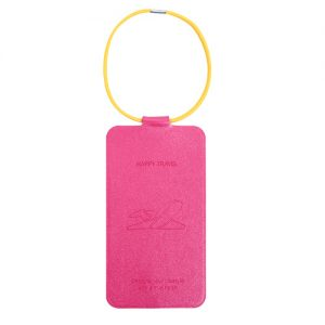 Pu luggage Identifier ,travel luggage tag