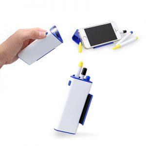 Pen Set /Phone Holder/ Torch Light