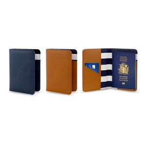 Airborne Passport Cover