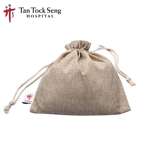 Retro Good Morning Towel in Guni bag