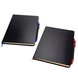 Faddish Notebook with pen