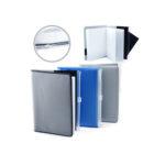 Raxkin PVC Passport Holder With Notebook