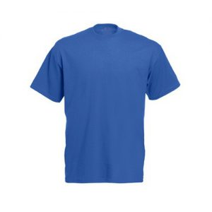 Royal Round Neck T-shirt