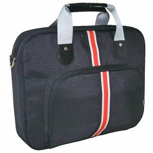 Document Bag with Front Pocket