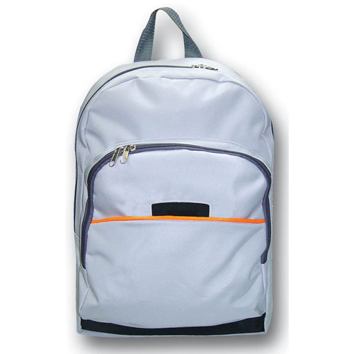 Light Grey Backpack