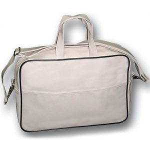 All White Sling Bag