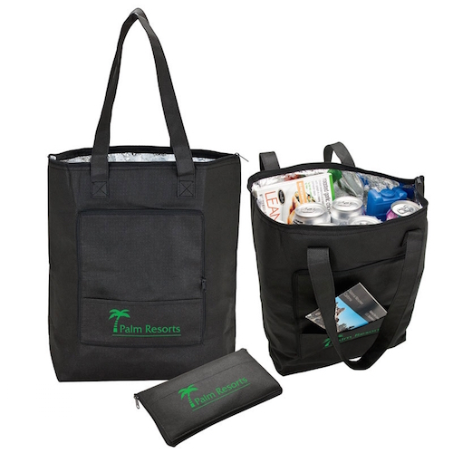Multi purpose cooler bag