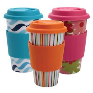 Tumbler with Silicon Lid
