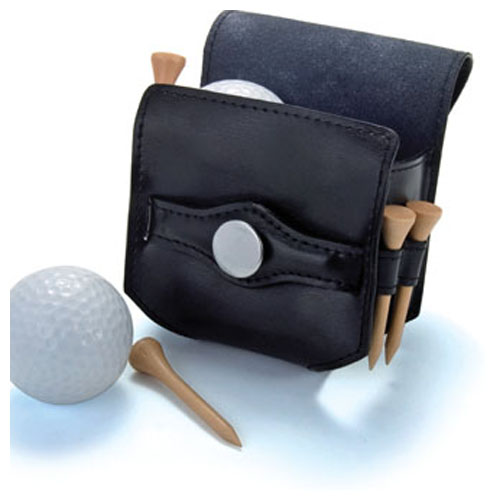 PU Leather Golf pouch