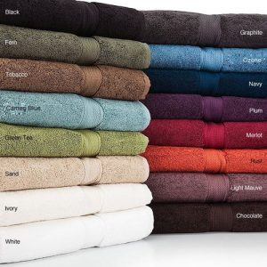 Assorted Colors Towel