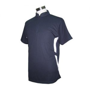 Mandarin Collar Polo