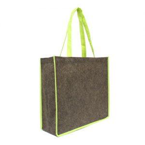 Felt Tote Bag