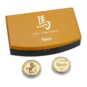 Carlsberg CNY Coin Set GWP