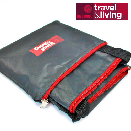 Travel and Living Foldable Pouch