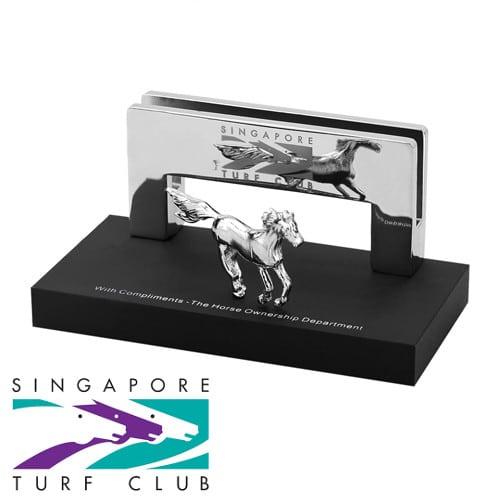 Turf Club Namecard holder
