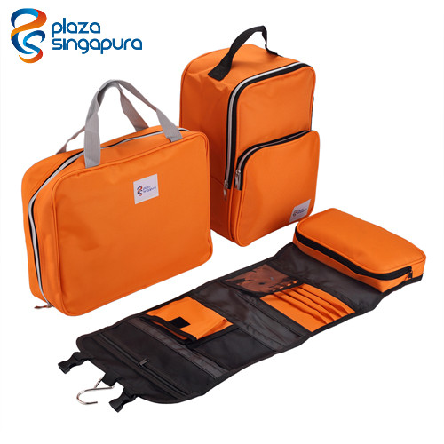 Plaza SG 3-in-1 Bag Set
