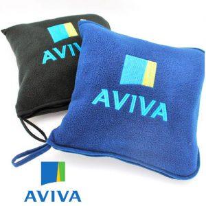 Aviva Cushion blanket