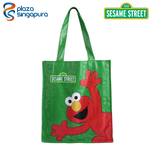 Sesame Street Plaza SG Tote
