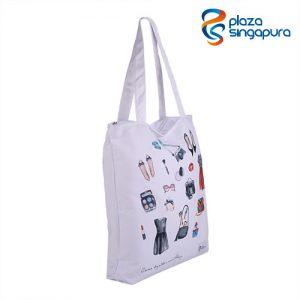 Plaza SG Tote Bag