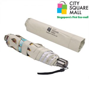 City Square Compact Umbrella