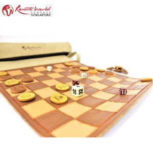 RWS Leather Game Set