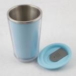 Corporate steel mug