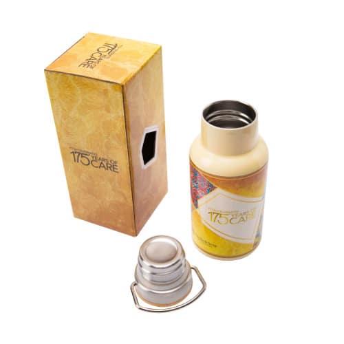 Retro flask