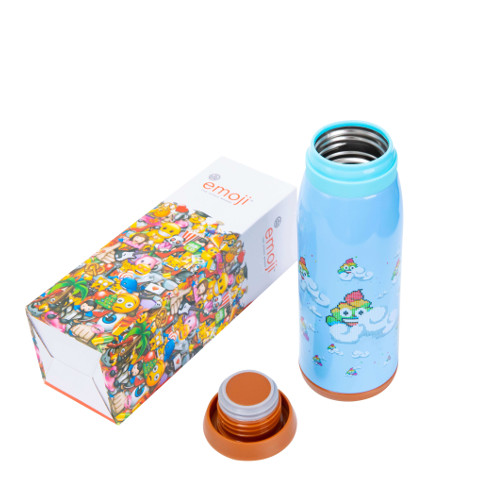 Singapore Thermal flask customised printing