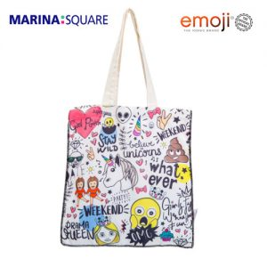 Gift with purchase idea Tote Bag Singapore supplier