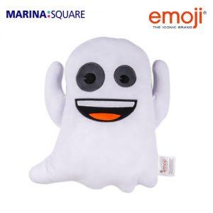 Bale emoji cushion