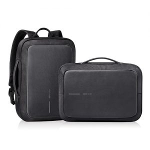 anti-theft backpack & briefcase with strap