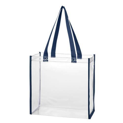 Tote bag transparent supplier
