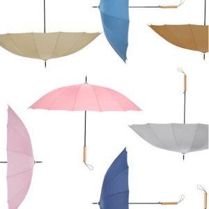 Wooden Straight umbrella wholesale supplier