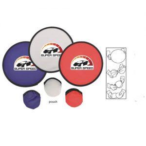 foldable frisbee promotional gift