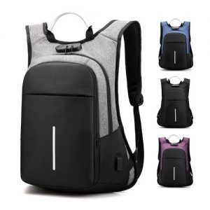 Value for money anti theft business backpack for bulk purchase