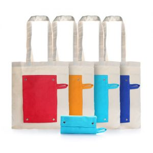 Cheap foldable tote bag for promotional use