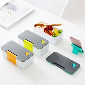 Singapore Bulk discount for Lunch Box with phone stand