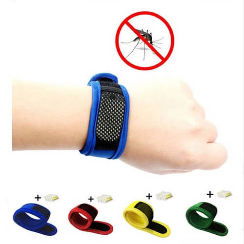 outdoor pest repellent strap for wholesale with custom printing