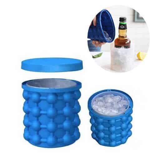 bulk online silicone ice bucket maker singapore supplier